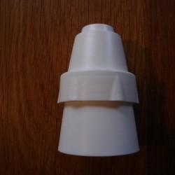 Stor adapter ( til sprøjtepose)