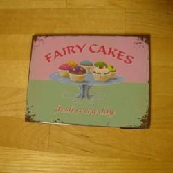 Fairy cake, magnet