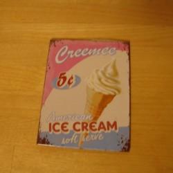 Ice cream, magnet