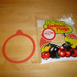 Gummi ringe (94 x108) til henkogningsglas