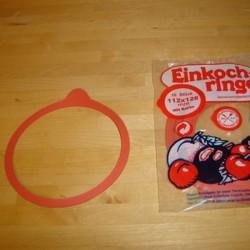 Gummi ringe (112 x128) til henkogningsglas