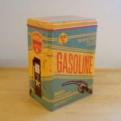 Metal dåse stre. L, Gasoline