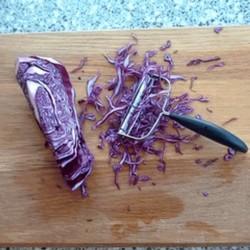 Kål-, grøntsags- og ostehøvl