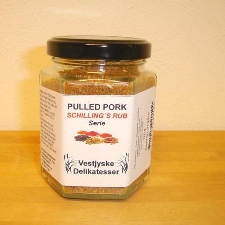 Pulled Pork Rub.