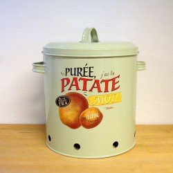 kartoffelopbevaringsdåse