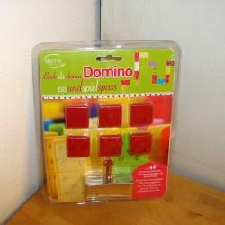 Domino udstikkerforme