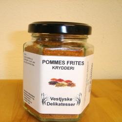 Pommes frites krydderi