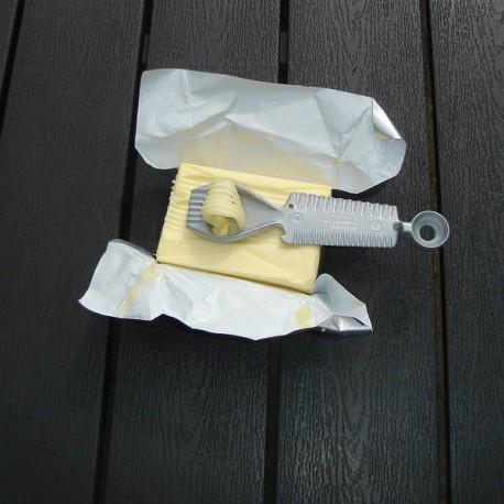 Dekoværktøj til smør