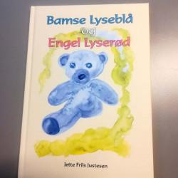 Børnebog - Bamse Lyseblå og...