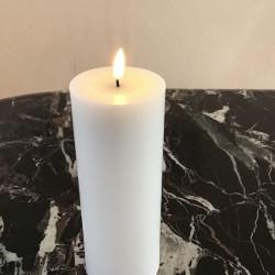 LED Bloklys 20 cm, ø 7,5 cm