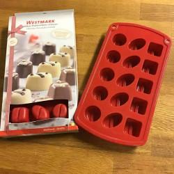 Chokoladeform silikone-...