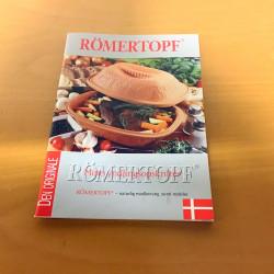 """Römertopf opskriftbog """"..."""