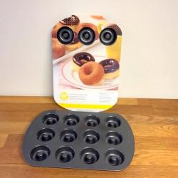 Donuts form, mini til 12 stk