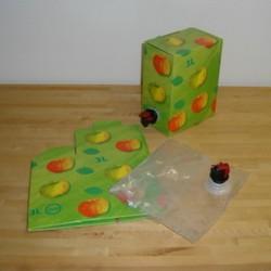 """Bag-in-box, den indvendige """"bag"""""""