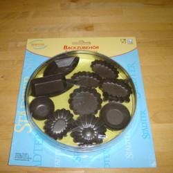 Chokoladeforme, slip-let , 36 stk.